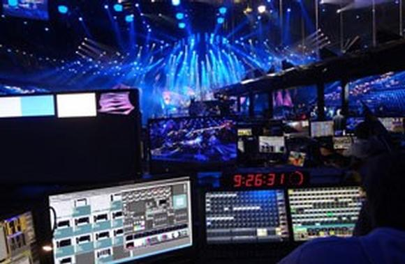Datapath on song at Eurovision Song Contest